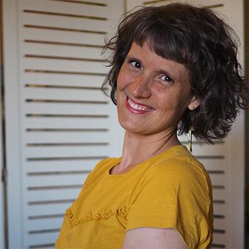 Amandine Pasquier, psychopédagogue