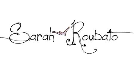 sarah roubato,logo